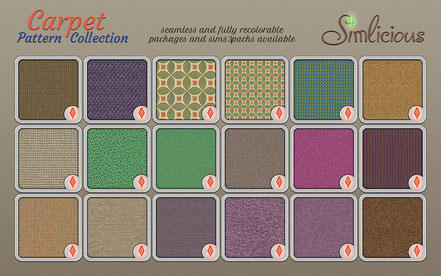 Carpet Pattern Collection