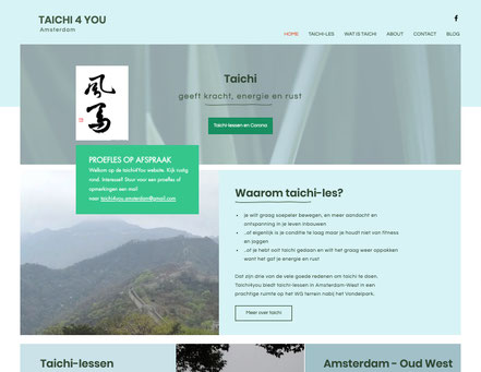 website taichi4you amsterdam