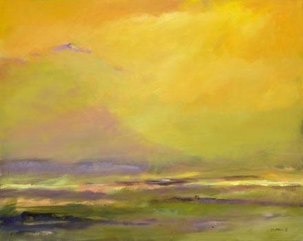 Erinnerung | Öl auf Leinwand | 80 x 100 cm