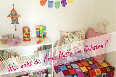 Kissen nähen fürs Kinderzimmer