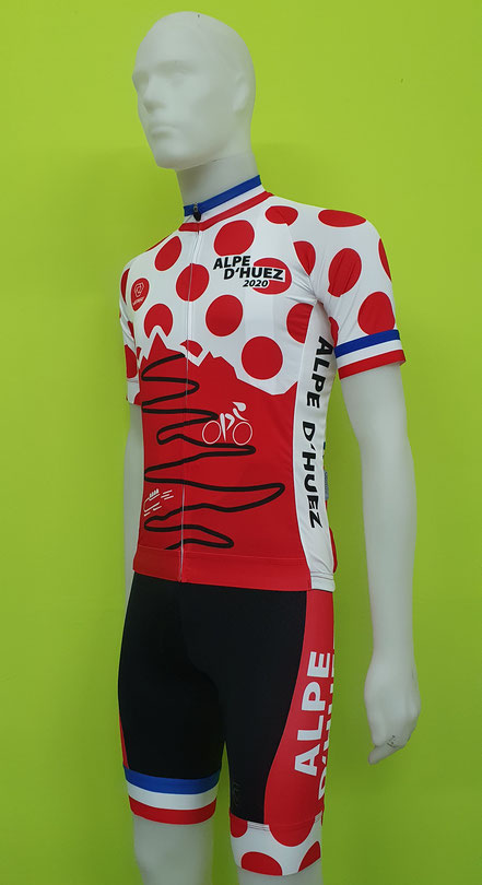 Verge Sport Trikot + Hose
