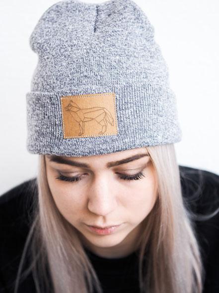 NEW ORIGAMI-FOX BEANIE 16,95€
