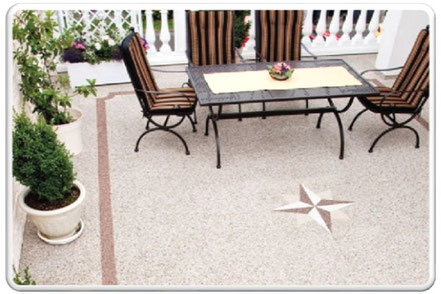 Natursteinteppich ist nicht gleich Steinteppich