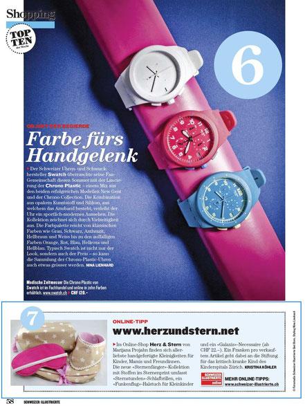 Schweizer Illustrierte - August 2012