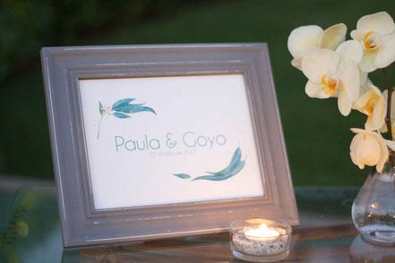 Boda Paula&Goyo