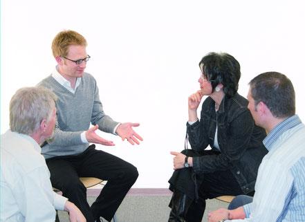 Teamentwicklung, Kommunikation, Workshop