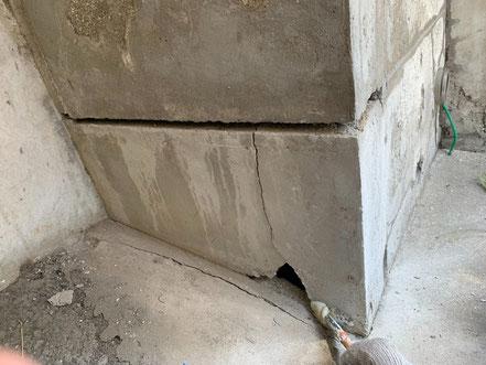 外壁下地補修工事 ピーワークス