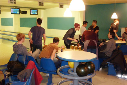 Zur  BCG Studentenliga  -  Tabellen & News