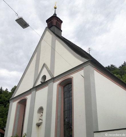 Maria Hilf Kapelle, Eichstätt