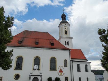 St. Salvator, Bettbrunn