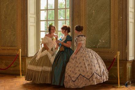 Stage de danses historiques quadrille polka valse