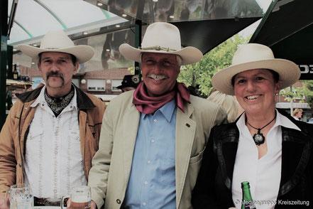Die Ballermann Ranch in Twistringen beim Schützenfest 2017