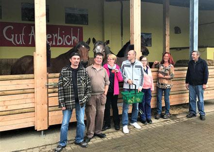 """Freistätter """"Stöberkästchen"""" bei Annette u. Andre Engelhardt auf der Ballermann Ranch in Blockwinkel"""