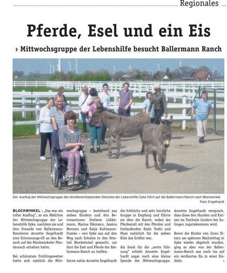 DIE WOCHENPOST - Landkreis Diepholz vom 25.04.2018