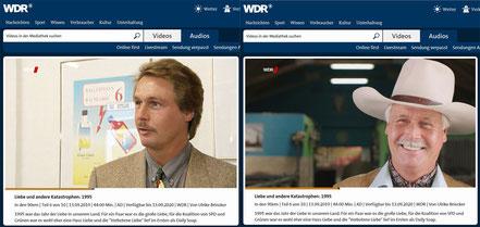 """WDR Fernsehen """"Unser Land 1995"""" -13. + 15.09.2019 - JETZT IN DER WDR-MEDIATHEK"""