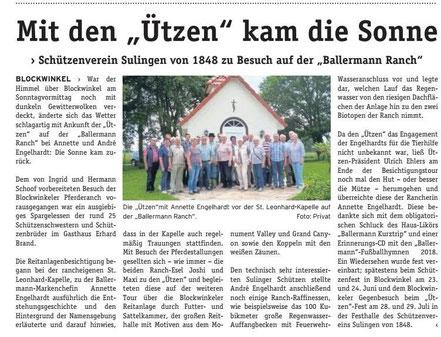 Die WOCHENPOST - 13.06.2018