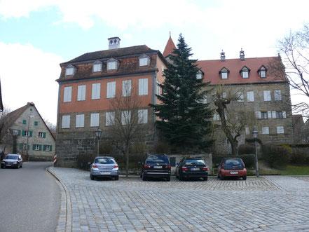 Welserplatz in Neunhof