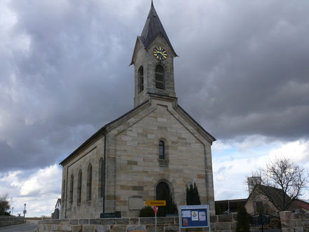 Nikolauskirche in Dehnberg