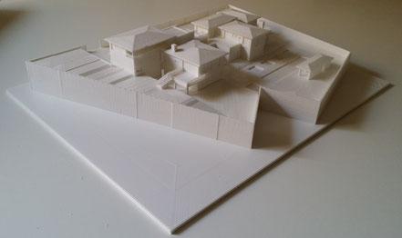 prototypage 3D rapide à Bordeaux avec les imprimantes de Kox 3D