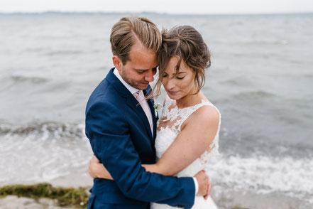 Hamburger Hochzeitsfotograf an der Ostsee