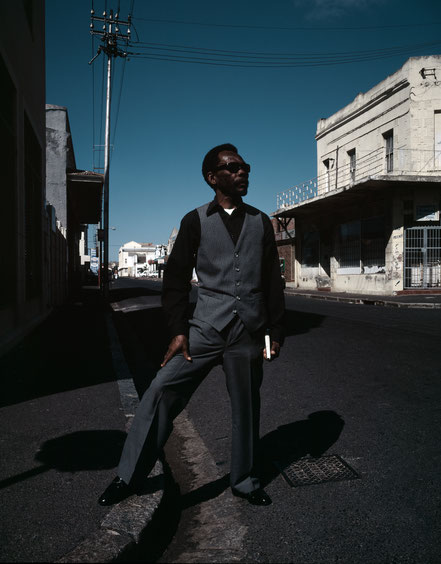Anatol Kotte, ICONICATION , Cape Town, South Africa, 2006 © Anatol Kotte