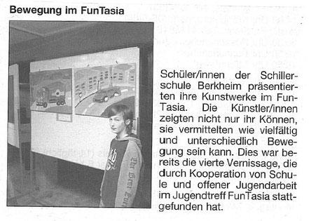 Mitteilungsblatt Berkheim 2008