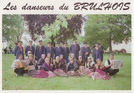Avel Dro - Les Danseurs du Brulhois - Auvillar - 95