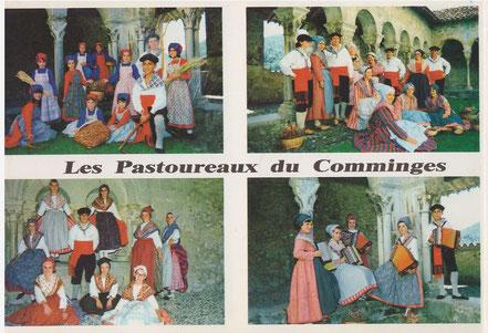 Avel Dro - Les Pastoureaux du Comminges - Valcabrère - 95