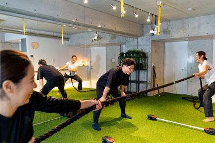 運動が好きになるパーソナルトレーニング