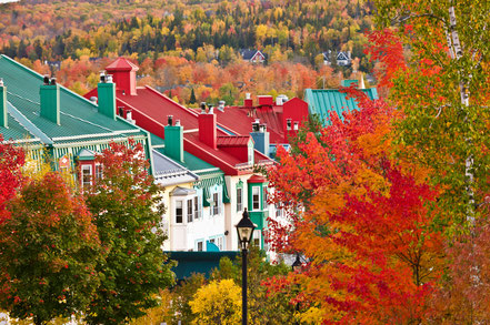 Indian Summer Quebec