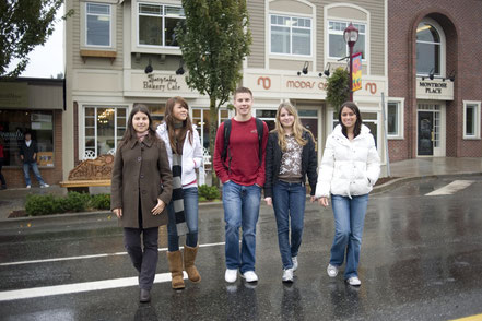 Abbotsford international students
