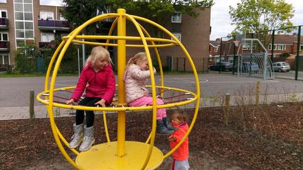 Speeltoestellen - de Vliegertuin - Zuilen - Utrecht