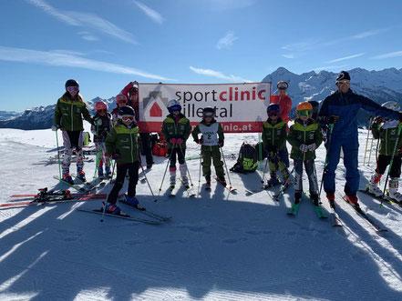 DANKE an die Sportclinic Zillertal für das Sponsoring unserer Pokale!