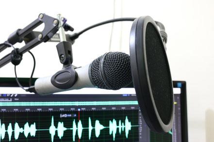 Aufnahme-Mikrofon