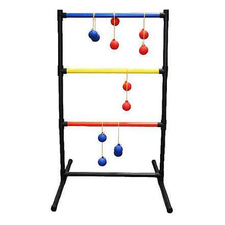 3 barres à viser avec doubles balles reliées entre elles. Super prix!