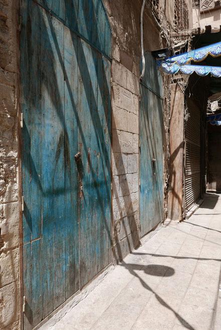 Bummel durch die Altstadt Kairos