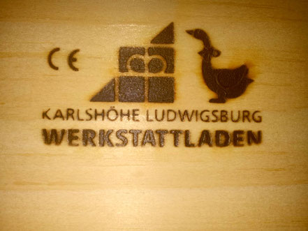 aus dem Werkstattladen der Karlshöhe Ludwigsburg