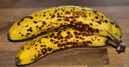 Warum wird die Banane braun? Stirbt die Cavendish-Banane aus?