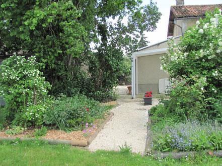 Jardin 2 à montreuil bonnin 86