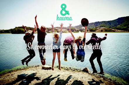 Kawaa, une plateforme pour se rencontrer en direct