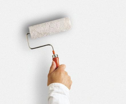 Pintors Barcelona Pintores. Precio recuperar estuco. Estuco al fuego. Pintura decorativa en vestíbulo.