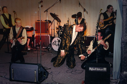 Foto: The Continentals 1998