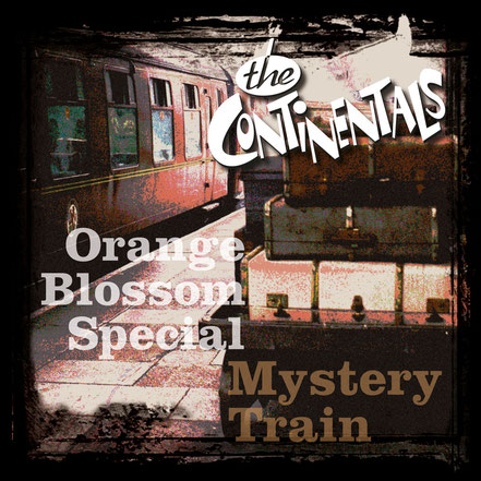 The Continentals, CD, Orange Blossom Special