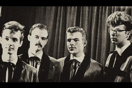 Foto: The Continentals 1980