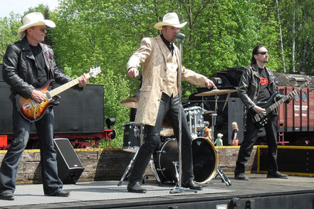 Foto: The Continentals 2010