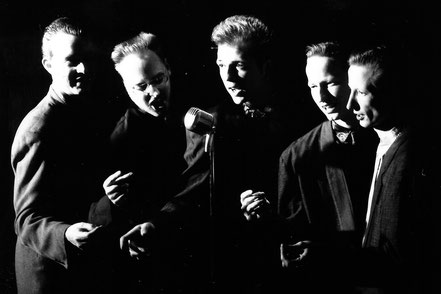 Foto: The Continentals 1991