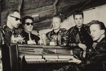 Foto: The Continentals 1993