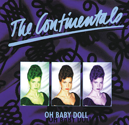 The Continentals, CD, Oh Baby Doll