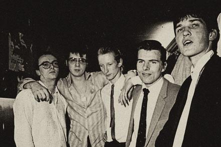 Foto: The Continentals 1982