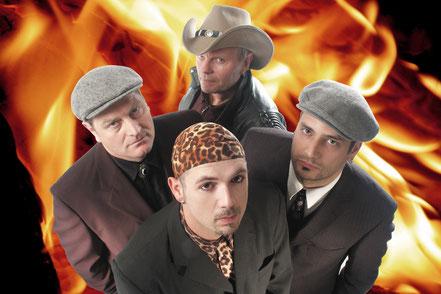 Foto: The Continentals 2003